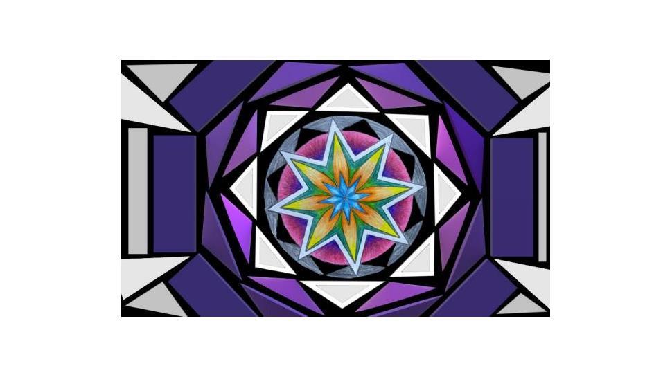 Alunos das 1ªs séries da Unidade Fundação Evangélica elaboram mosaicos