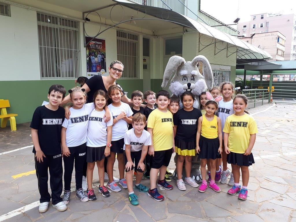 APP do Oswaldo Cruz promove ação de Páscoa