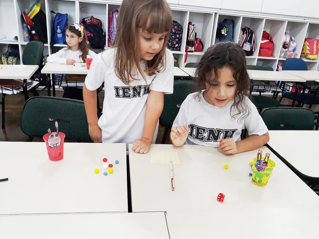 Conceitos matemáticos são desenvolvidos a partir de desafio lúdico e divertido