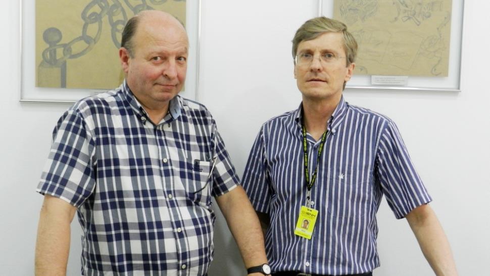 Coordenador de escolas na Argentina visita a Fundação Evangélica