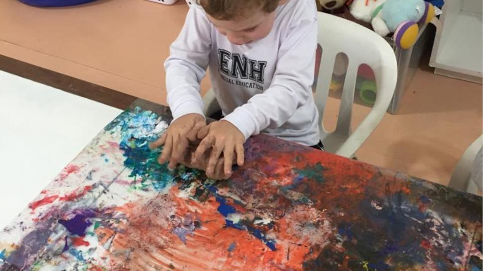 Educação Infantil da IENH trabalha os meios de transporte por meio de atividades lúdicas