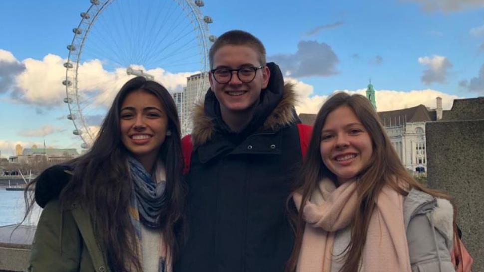Estudantes da IENH retornam do Intercâmbio realizado na Europa