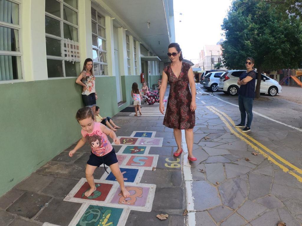 Famílias do N4A da Unidade Oswaldo Cruz realizam almoço de integração