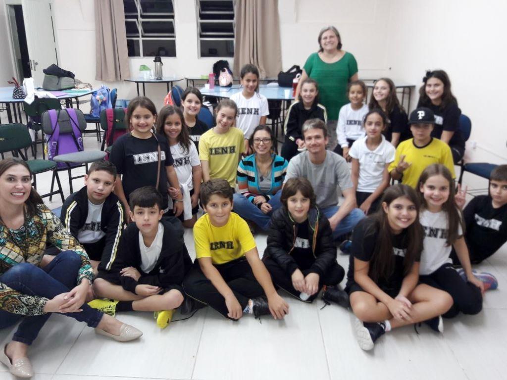 Grupo Cultura de Paz do Oswaldo Cruz realiza o primeiro encontro do ano
