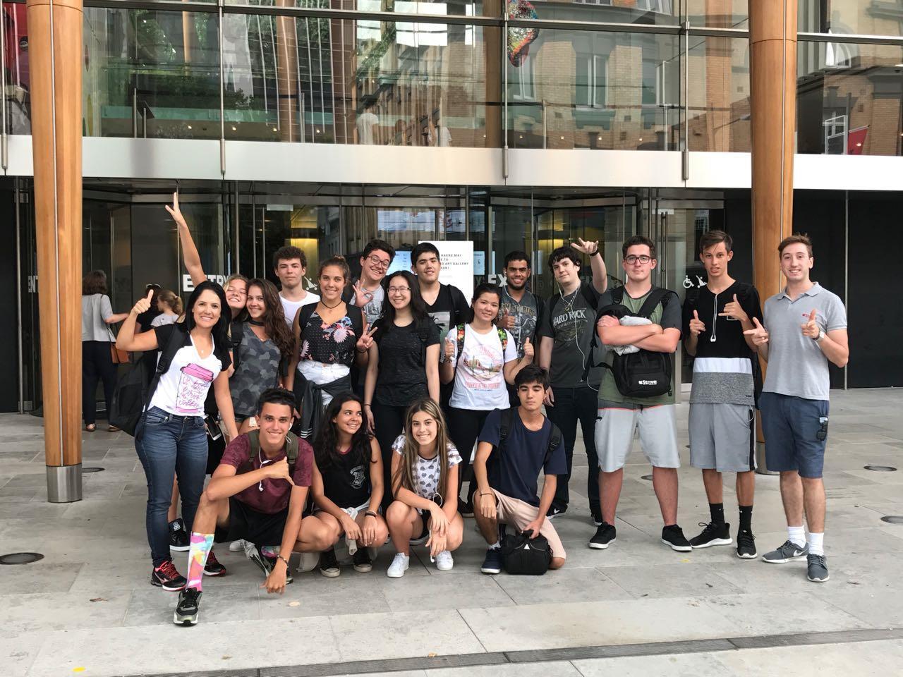 Na Oceania: alunos da IENH vivenciam Intercâmbio de aventuras e conhecimento
