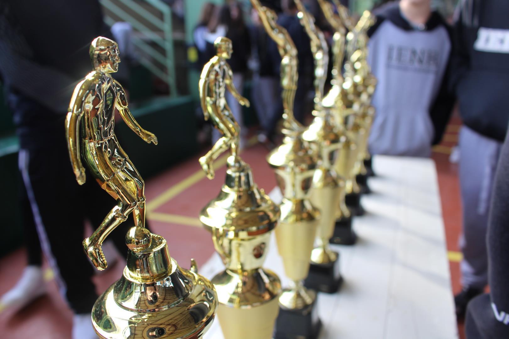Premiação da Semana do Esporte ocorre na Unidade Fundação Evangélica