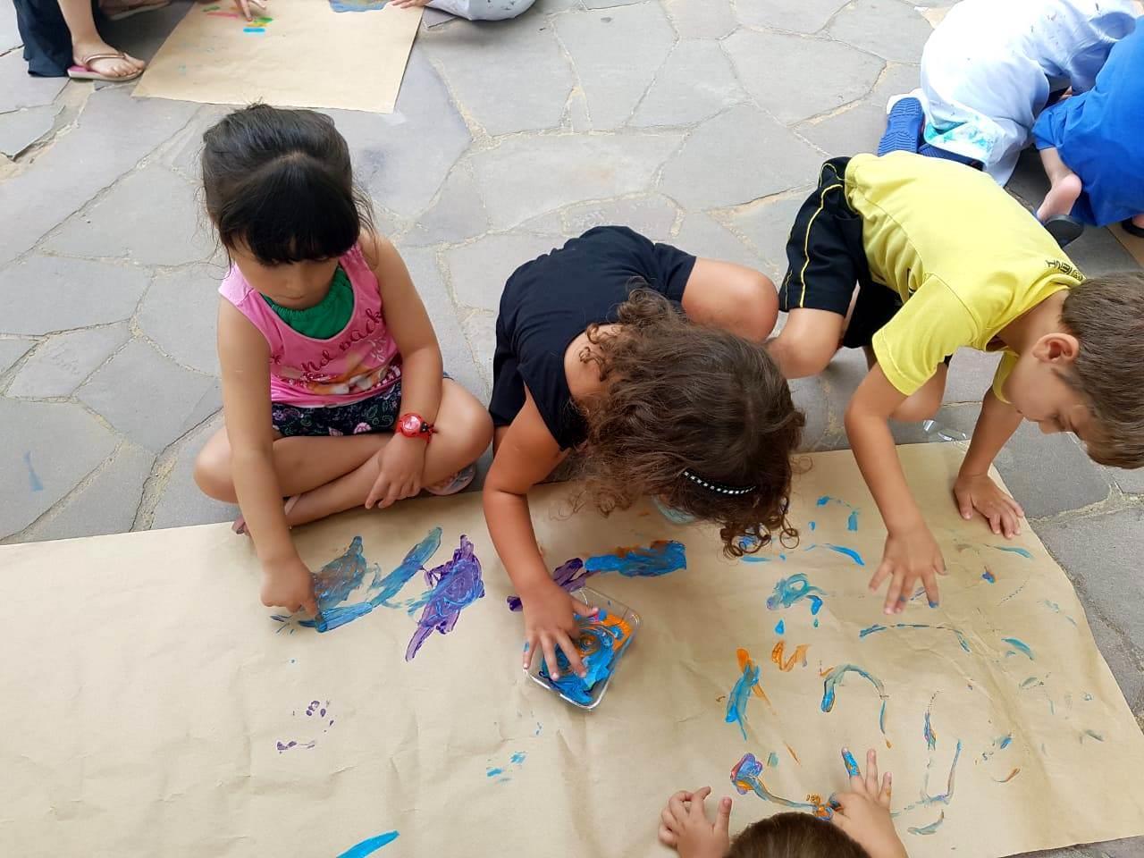 Projeto de férias de verão segue na Unidade Oswaldo Cruz