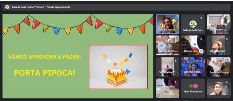 Festa Junina virtual é promovida pela Unidade Pindorama