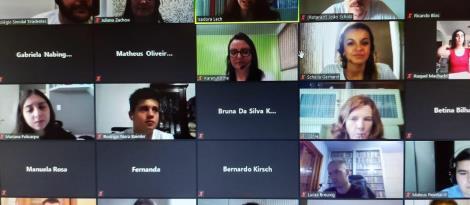 Alunos da IENH participam do 26º Encontro de Lideranças Estudantis da Rede Sinodal