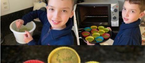 Alunos dos 5ºs anos da IENH estudam a lenda da erva-mate