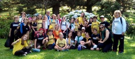 American Camp: imersão em Língua Inglesa com diversão, aprendizagem e colaboratividade
