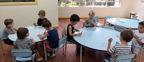 Atividades significativas ocorrem no Projeto de Férias de Verão da IENH
