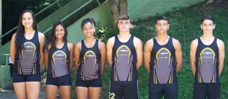Atletas da IENH competem nos Jogos Escolares Brasileiros