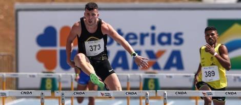 Atletas da IENH obtêm bons resultados no Campeonato Brasileiro de Atletismo sub-23