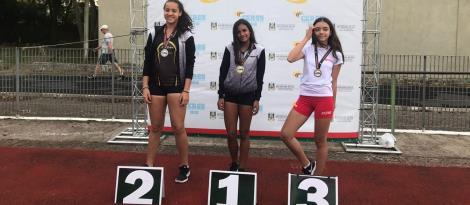 Atletismo da IENH conquista 19 medalhas no Campeonato Escolar do Rio Grande do Sul