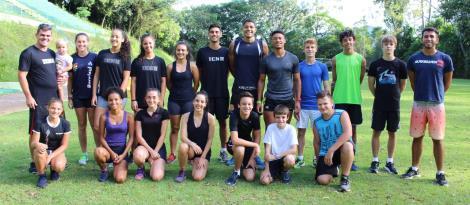 Atletismo IENH inicia temporada de treinos de 2018