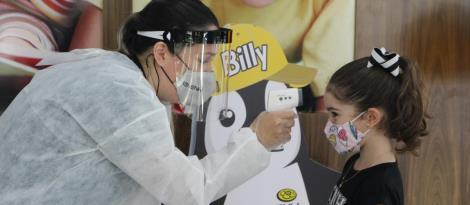 Aulas presenciais da Educação Infantil retornam na IENH