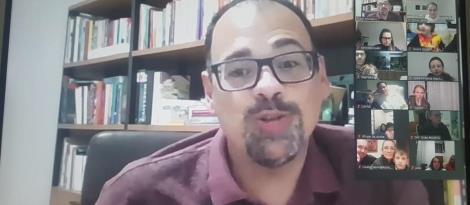 Autor Fábio Monteiro é convidado especial da Semana Literária da Unidade Pindorama