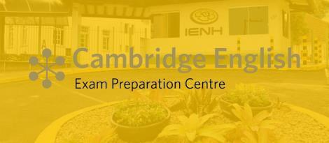 Certificado de Preparation Centre da IENH é renovado pela Cambridge Assessment