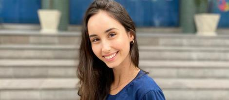 Da IENH para a Universidade Federal - Ex-aluna irá cursar medicina na UFCSPA