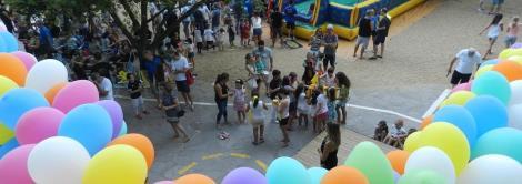 Diversão em família na 5ª Festa de Integração da Unidade Oswaldo Cruz