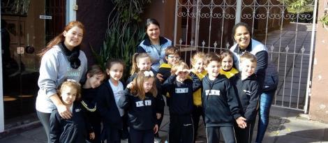 Educação Financeira e experiência cultural na visita ao Museu Comunitário Casa Schmitt Presser