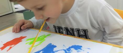 Educação Infantil da IENH aprofunda os conhecimentos sobre as possibilidades do corpo