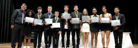 Equipe de Atletismo da IENH é destaque no Troféu FAERGS