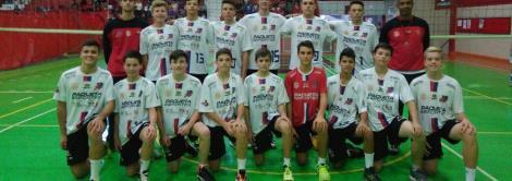Equipe Infantil Masculina SGNH/IENH entre as 12 melhores em torneio na Argentina