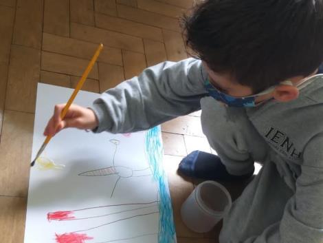 Espaço Brincar e Criar da Unidade Pindorama retoma as atividades presenciais
