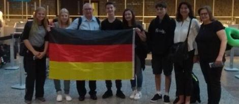 Estudantes da IENH Idiomas participam de Intercâmbio na Alemanha
