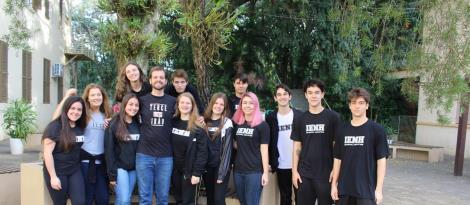 Estudantes da IENH são selecionados para a segunda fase da OBF