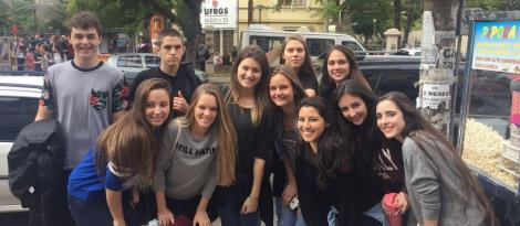 """Estudantes do """"terceirão"""" participam do UFRGS de Portas Abertas"""