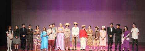 Grupo de teatro da IENH apresenta duas peças em Campo Bom