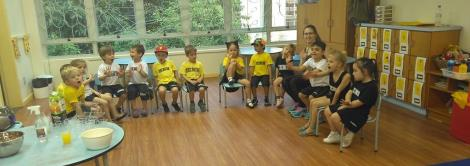 História sensorial e mindfulness nas aulas de Língua Inglesa dos Níveis 3