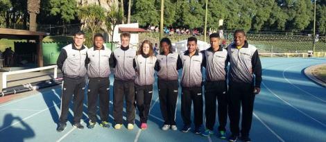 IENH conquista medalhas no GP Sul Americano no Uruguai