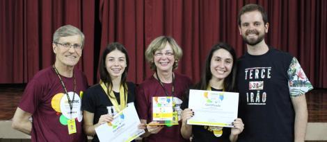 IENH entrega premiações da XIV Semana CIARTEC