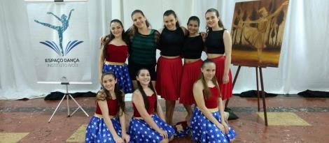 IENH participa do 10º Encontro Regional de Danças da Rede Sinodal de Educação