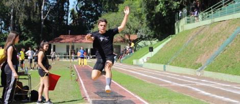 IENH sedia competições de Atletismo da Olimpíada Municipal