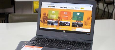 Inovação na sala de aula: IENH investe em novos equipamentos tecnológicos