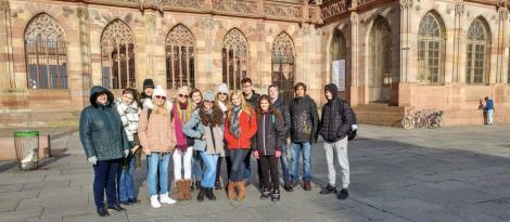 Intercâmbio na Alemanha: experiência intercultural para os alunos da IENH Idiomas