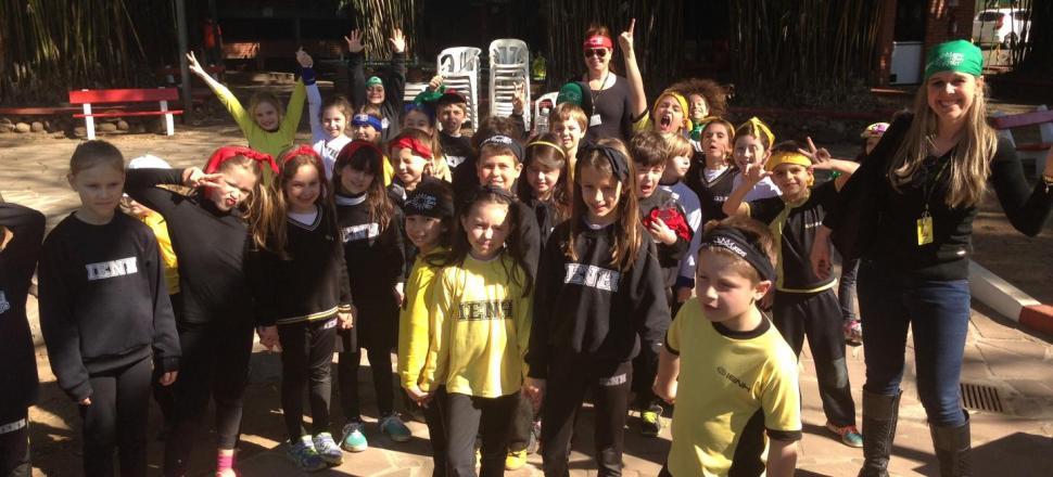 Kids Day Out: dia de imersão na Língua Inglesa para os 2ºs anos