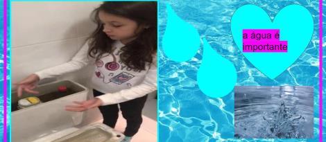 Monitores Ecológicos criam vídeos com dicas sobre a preservação da água
