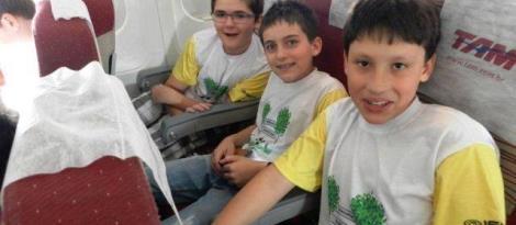 Viagem proporciona imersão na Língua Inglesa no English Camp