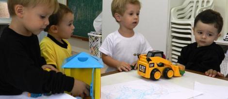 Adaptação da Educação Infantil na Unidade Oswaldo Cruz