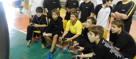 Grêmio Estudantil promove um espaço de Games para os estudantes