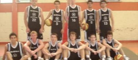 Equipe Infanto da IENH faz ótima campanha no campeonato de basquete