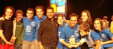 Ex-alunos da IENH vencem Festival de Teatro de Gravataí