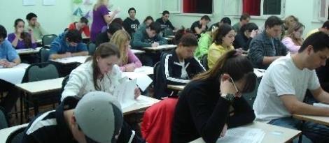 IENH realiza provas de seleção para Bolsas de Estudo dos Cursos Técnicos