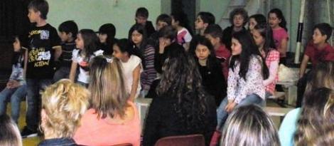 Culto proporciona reflexões na Unidade Pindorama